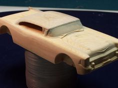 Cool Chevy Pinewood Derby Racer