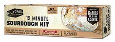 15 Minute Sourdough Kit - Fermenting - Mad Millie