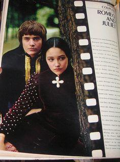 Romeo and Juliet Mod Fashion