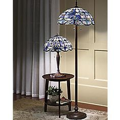 Seventh Avenue - Search Results for STAINED GLASS LAMPS