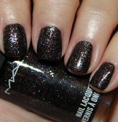 MAC Glamour Daze Nail Lacquers for Holiday 2012 Swatches & Review | Vampy Varnish