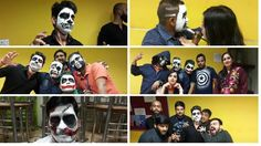 Employees at Eli offices in Faridabad and Chennai celebrated Halloween in full-swing - Eli India In Full Swing, Chennai, Offices, India, Baseball Cards, Halloween, Celebrities, Awesome, Life