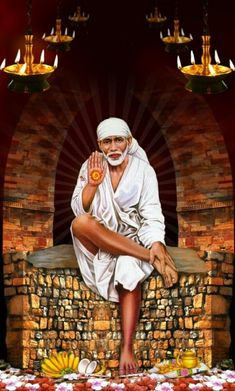 Sai baba Wallpapers for android mobile Gud Morning Images, Good Morning Beautiful Images, Morning Quotes, Sai Baba Pictures, God Pictures, Galaxy Pictures, Angel Pictures, Baby Pictures, Ram Images Hd