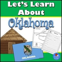 11 Best Oklahoma images in 2018 | Oklahoma, Facts for kids