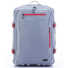 Smart Travel Case Medium Gray, $140, now featured on Fab.