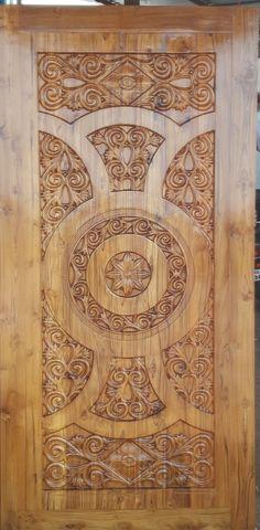 Single Door Design, Wooden Main Door Design, Door Gate Design, Door Design Interior, Wood Design, Entrance Doors, Front Doors, Carved Door, Balcony Doors