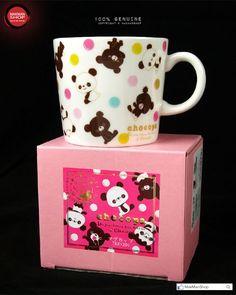 Porcelain Mug Cup with box