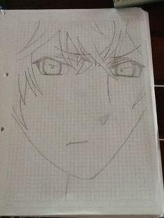 Ayato-kun.... I draw it