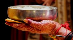 Indian Wedding Ritual- see more on http://www.weddingsonline.in/blog/tips-trends-in-the-mangalsutra-a-symbol-of-lovemarriage/