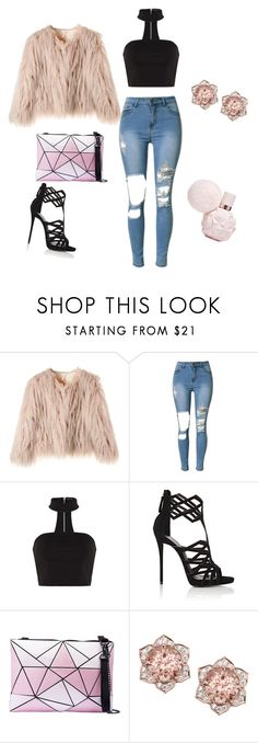 A fashion look from September 2016 featuring zip crop top, imitation fur coats and blue ripped skinny jeans. Browse and shop related looks. African Style, African Fashion, Ootds, Ripped Skinny Jeans, Polyvore Outfits, Giuseppe Zanotti, Diva, Fur Coat, Fashion Looks
