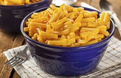 10 Things You Didn't to Know About Kraft Macaroni & Cheese. As a relatively healthy eater, my one hold-out is Kraft Mac n Cheese.  Despite the many, many varieties of home-made, or healthier, or creamier versions I have tried over the years, I still have a soft spot for the original blue box!  Paired with a glass of wine, it's the ultimate comfort meal.