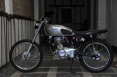Readers Rides: Honda CG125 resurrection ~ Return of the Cafe Racers