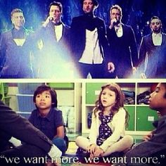 But really...we want more.