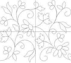 Resultado de imagem para bordados mexicanos patrones
