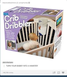 25 People Who Haven't Quite Figured Out Parenting Yet- turn your baby into a hamster!