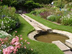 The Rill Garden, Coleton Fishacre by Derek Harper, via Geograph
