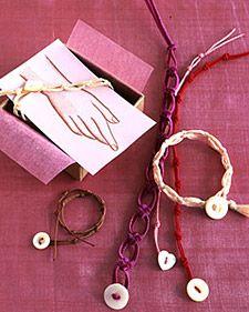 How-To Knot Bracelet
