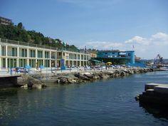 Dopolavoro Ferroviario Trieste - Bagno Marino Ferroviario