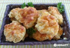 Recept: A diétázók új kedvence! Próbáld ki Te is! New Recipes, Cookie Recipes, Healthy Recipes, Healthy Food, Potato Salad, Cauliflower, Quiche, Food And Drink, Baking