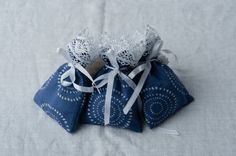 BLUE AND WHITE GIFTS by Ramunė on Etsy