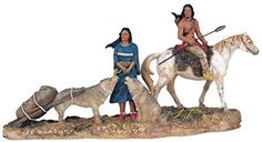 StealStreet SSG11393 Native American Couple Collectible Indian Figurine Sculpture Statue * Want additional info? Click on the image.