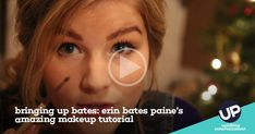 """Erin Bates Paine's makeup turtorial advice will have you looking glamorous in no time. Watch """"Bringing Up Bates"""" episodes on UPtv! My Beauty, Beauty Makeup, Beauty Hacks, Hair Makeup, Beauty Box, Beauty Tips, Makeup Guide, Makeup Hacks, Makeup Ideas"""