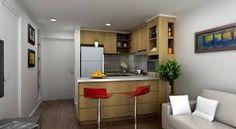 Resultado de imagen para cocinas de apartamentos pequeños
