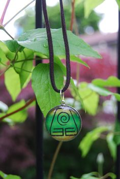 Earth Bender Necklace by zeldalilly on Etsy, $18.00
