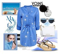 """Yoins 34"" by fashion-addict35 ❤ liked on Polyvore featuring Michael Kors, Christian Dior, women's clothing, women, female, woman, misses and juniors"