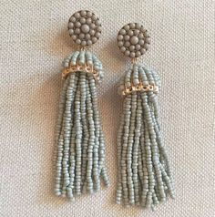 Summer just doesn't feel right without  statement earrings from #annieallbritton. #RiverOaksShoppingCenter #RetailTherapy #SummerLooks