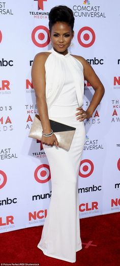 Tragic: Christina Milian posted a moving message on Thursday, after her sister Danielle lo...