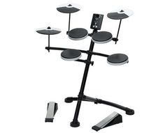 Roland Entry Level V-Drums Kit with Rubber Snare Pad Drum Kits, Fun Learning, Drums, Entertainment, Percussion, Drum, Drum Kit, Entertaining