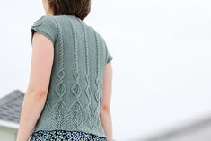 Ravelry: Made to Border pattern by Fiona Ellis