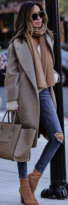 Pretty Winter Outfits To Copy Now Fall Winter Outfits, Autumn Winter Fashion, Winter Clothes, Winter Style, Holiday Outfits Women, Winter 2018 Fashion, Winter Fashion Casual, Winter Coats, Casual Fall
