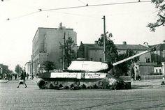 Abandoned Soviet Tanks