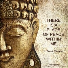 """""""I have a choice of the thoughts I choose to think and the feelings that I choose to have… There is a place of peace within me."""" —Yanni Maniates, Metaphysical Teacher & Author of WHEN YOU REMEMBER WHO YOU ARE, YOU FORGET WHO YOU WEREN'T (Kindle & Paperback: Amazon.com)"""