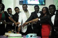Celebrating Pastor Biodun - January 1, 2013