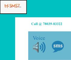 Do you wish to send your recorded  Voice SMS India to your target audience at low price? Just Visit SMS7 and experice something really great about Bulk Voice SMS. Please visit - http://www.sms7.biz