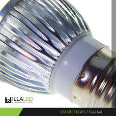Imágenes de los Focos Led / Led Spot Light - ILLA LED