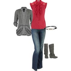 1st Place, created by heather-rolin on Polyvore