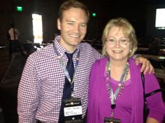 Former student and now owner of her own brokerage. Linda Morrison with me at Agent Reboot Austin.