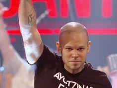 """El famoso grupo Calle 13 presentó su nuevo tema """"El Aguante"""" en Latin Grammy 2014."""