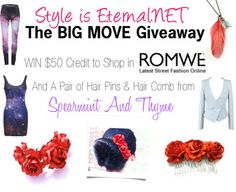 Style is Eternal: The BIG MOVE Giveaway http://www.styleiseternal.net/2012/08/the-big-move-giveaway.html