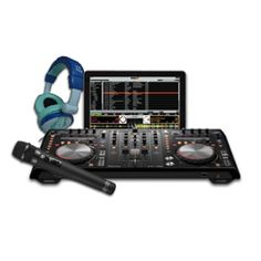 Get all the DJ equipment you need to get started and put on a great show for your crowds.