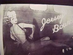 » Airplane Nose Art » 1940s.org • The 1940's • Fashion History Movies Music