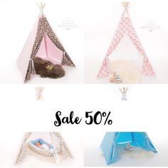 50% on all TIPI TENTS  BABYNEST.NO — Pre-Valentine SALE   Valid until 14/2 or tipi's are sold out