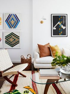 Inside Mindy Kaling's New York Apartment
