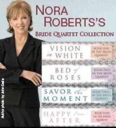 Bride Quartet Collection- Nora Roberts