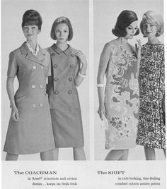 1000 images about early 1960s womens fashion on