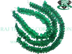 Gemstone Beads, Green Onyx Faceted Drops (Quality AAA) / to mm / 18 cm / by beadsogemstone on Etsy Semi Precious Beads, Semi Precious Gemstones, Bead Store, Green Onyx, Gemstone Beads, Beaded Necklace, Drop, Smooth, Handmade